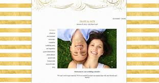 our wedding website free wedding websites popsugar tech