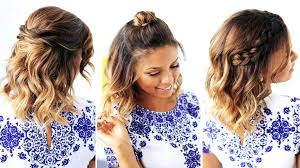 easy and simple hairstyles for school dailymotion unique cute easy hairstyles for school dailymotion cute simple