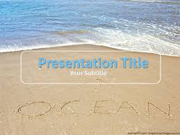 powerpoint templates free download ocean powerpoint templates free ocean gallery powerpoint template and layout