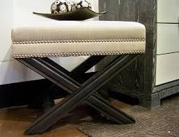 Upholstering An Ottoman What S New Wednesday Upholstered Ottoman Home