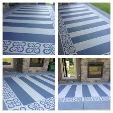 Outdoor Floor Painting Ideas Best 25 Concrete Paint Colors Ideas On Pinterest How To Color