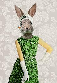 vintage rabbit vintage rabbit
