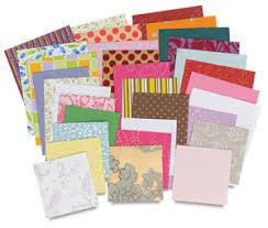 decorative paper decorative paper assortments blick materials