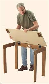 fold down desk hinges what type of hinges are used on the top of this folding table
