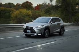 silver lexus comparison review 2015 lexus nx 200t vs 2015 land rover