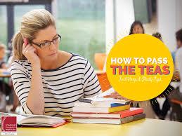 how to pass the teas test prep u0026 study tips