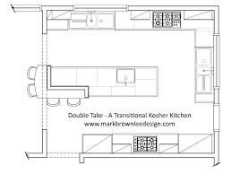 rosewood orange zest shaker door kitchen island design plans