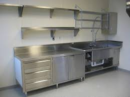 commercial stainless steel sink and countertop commercial kitchen counters stainless steel allied stainless steel