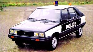 renault alliance 1986 renault 11 police 1981 86 youtube