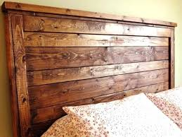 King Size Headboard Wooden Distressed Headboards King Bed Wood