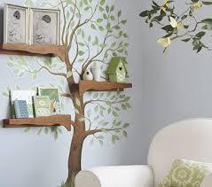 Tree Branch Bookshelf Diy Be Different Act Normal Diy Tree Bookshelf