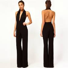 jumpsuits for prom xs high quality halter sleeveless jumpsuits for
