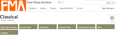 6 sources for free classical downloads