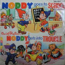 enid blyton noddy noddy trouble