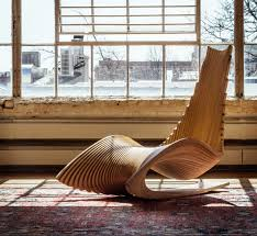 Rocking Chair Ghost Diwani Chair Ae Superlab 1 Rockers Futuristic Furniture And Cnc