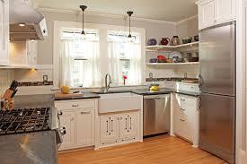 updated kitchens ideas kitchen ideas craftsman l shaped kitchen remodel small craftsman