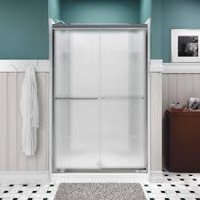 Sterling Finesse Shower Door Sterling Finesse Frameless Sliding Shower Door 5475 48s G03 Do