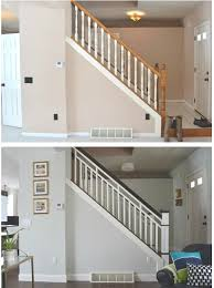 Stair Banisters And Railings Ideas The 25 Best Stair Makeover Ideas On Pinterest Banister Remodel