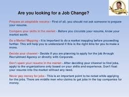 Resume To Apply For A Job by Are You Looking For A Job Change