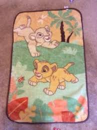 the lion king simba character changing pad cover alex nursery