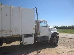 1992 international 4900 refuse truck item i2227 sold oc