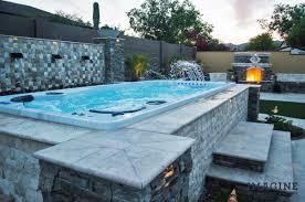 imagine backyard living tub spa jacuzzi sundance 6