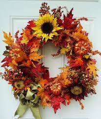 thanksgiving wreaths diy decorating endearing thanksgiving diy decor ideas kropyok home