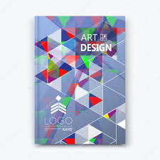 presentation notepad binder geometric shapes patent annual