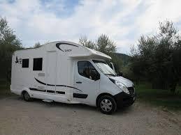 camper van travelling through europe in a campervan freedom fun and