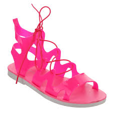 jelly gladiator sandals crafty sandals