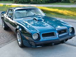 New Trans Am Car Pontiac Trans Am Sd 455 Realizing Potential High Performance