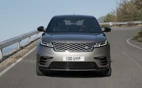 velar land rover first drive review 2017 range rover velar
