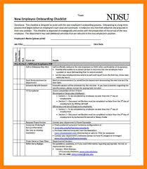 7 new hire onboarding checklist daily log sheet