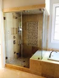 Frameless Bathroom Doors Frameless Shower Doors In Atlanta Parker And Son Screen U0026 Glass