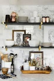 kitchen shelf decorating ideas best 25 kitchen shelf decor ideas on floating shelves