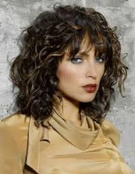 shoulder length layered natural curly haircuts with front and back pictures best shoulder length curly hairstyles 2018 for women hairstyles