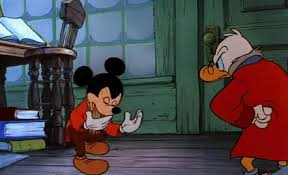 mickey mouse working create discover and share awesome gifs on