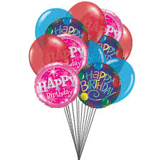 send this beautiful greeting balloons to your special person in