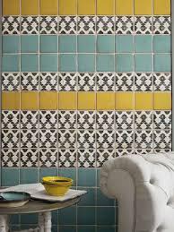 Kitchen Design Tiles Walls 25 Best Yellow Tile Ideas On Pinterest Yellow Bath Inspiration