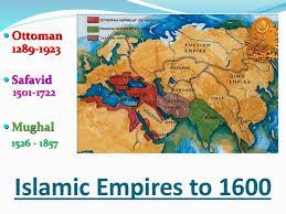 Ottoman Empire And Islam Ottoman Safavid Empire 1450 1750