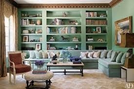 Green Bookcase How To Make A Statement With A Stylish Bookcase Photos