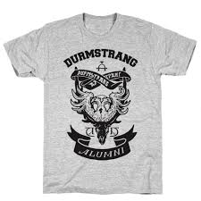 alumni tshirt durmstrang alumni t shirt lookhuman