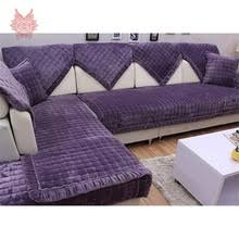 Plush Sofa Cover Compare Prices On Sofa Covers Quilt Online Shopping Buy Low Price