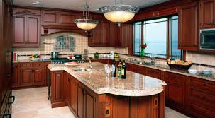 Wood Kitchen Cabinet Cleaner Cabinet Oak Cabinets Kitchen Resilience Solid Wood Kitchen