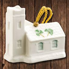 2016 belleek ballitoy church annual ornament sterling collectables