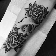 new school tattoo drawings black and white 50 traditional flower tattoo designs for men old school floral