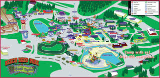 Ky Map Park Map Beech Bend Amusement Park Bowling Green Ky