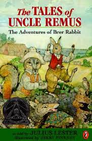 the tales of rabbit tales of remus the adventures of brer rabbit by julius lester