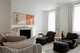 uk london am designs flexform nonna maria living room