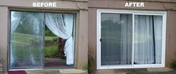 Patio Doors Glass Glass Twinkle